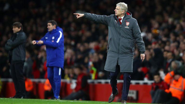 Арсенал е на финал, а Венгер предпазлив: Манчестър Сити изглежда непобедим