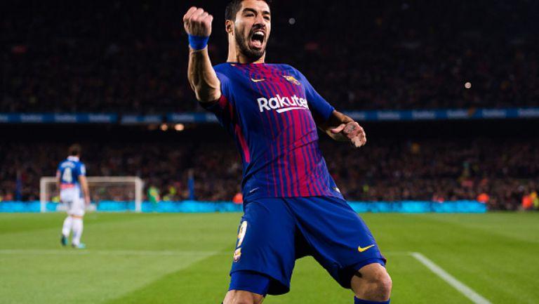 Барселона - Еспаньол 2:0