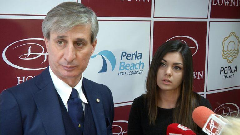 Директор на Интер коментира предстоящия мач между Лудогорец и Милан