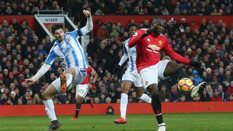 Манчестър Юнайтед - Хъдърсфийлд 2:0