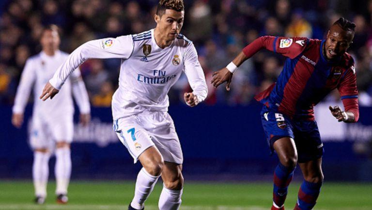 Леванте - Реал Мадрид 2:2