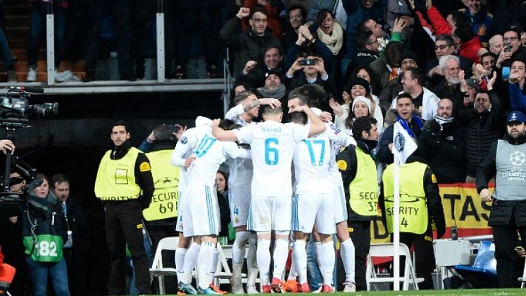 """Реал Мадрид направи знаменит обрат срещу ПСЖ на """"Бернабеу"""""""