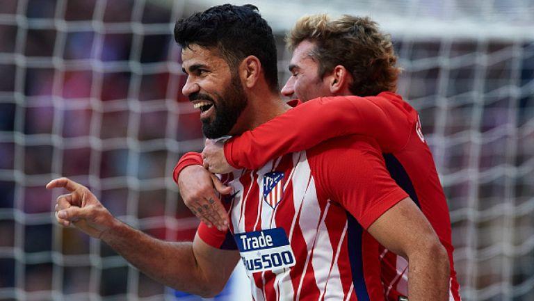 Атлетико Мадрид - Атлетик Билбао 2:0