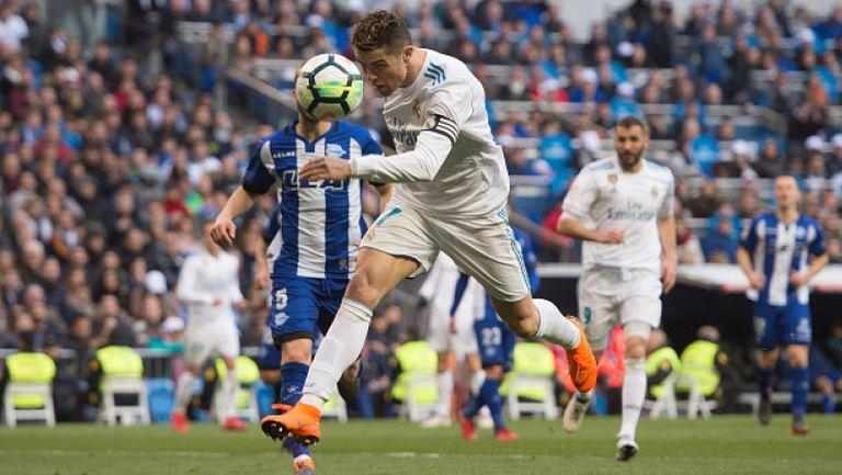 Реал Мадрид - Алавес 4:0