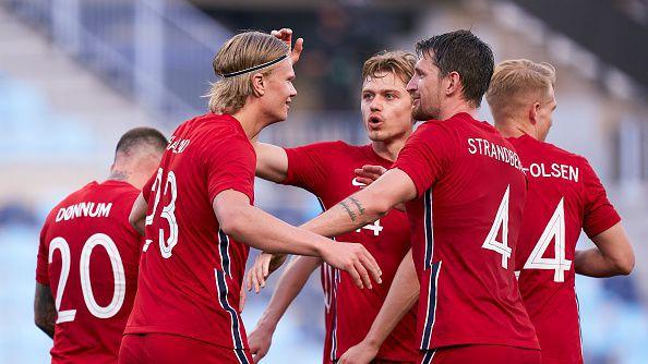Норвегия - Люксембург 1:0