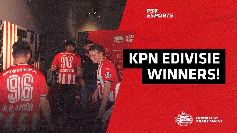 ПСВ прегази конкуренцията и стана шампион на Нидерландия 🏆