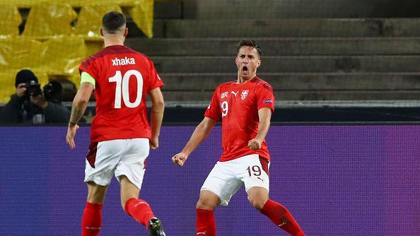 Швейцария - Лихтенщайн 7:0