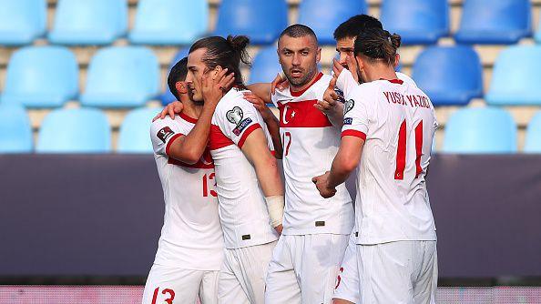 Турция - Молдова 2:0