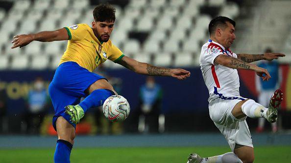 Бразилия е на полуфинал на Копа Америка