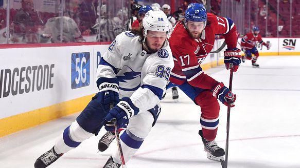 Тампа Бей разби Монреал с 6:3 и е на победа от титлата в НХЛ