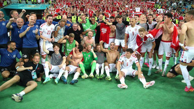 Чехия преклони глава пред датските мечти