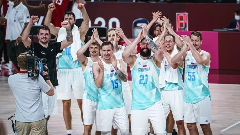 Блестяща Словения прелетя към полуфиналите, този път големият герой не е Дончич