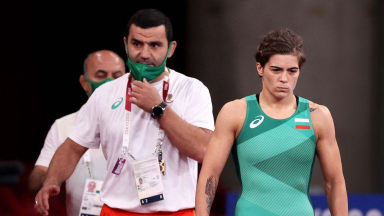 Тайбе Юсеин ще се бори срещу рускиня за медал в Токио 2020