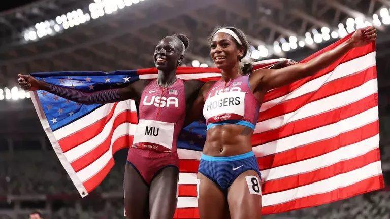 Атинг Му спечели олимпийското злато на 800 метра с много силен резултат