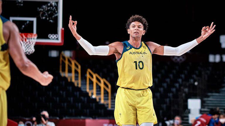 Австралия съсипа Аржентина и оформи полуфинален сблъсък със САЩ