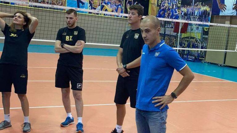 Борислав Крачанов е новият треньор на Марица🏐