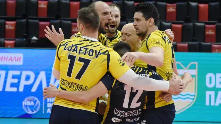 НВЛ предлага участниците в Суперлигата с дублиращи отбори във Висшата лига🏐