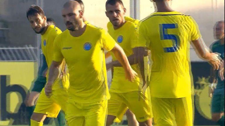 Станислав Маламов намали за Марица (Пловдив) срещу Нефтохимик