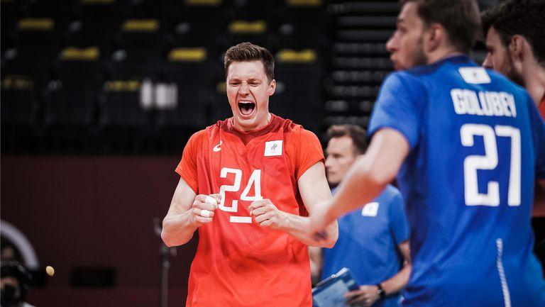 Игор Кобзар: Полуфиналът с Бразилия ще бъде празник на волейбол