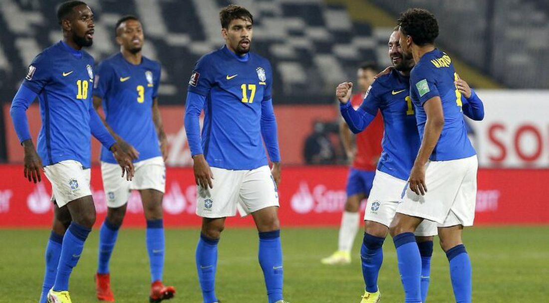 Бразилия се приближи до Мондиал 2022 след успех над Чили