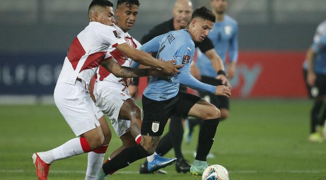 Перу и Уругвай не се победиха в трилър