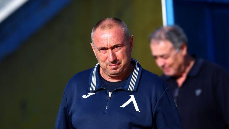 Станимир Стоилов ще даде пресконференция преди мача на Левски от осмия кръг на efbet Лига