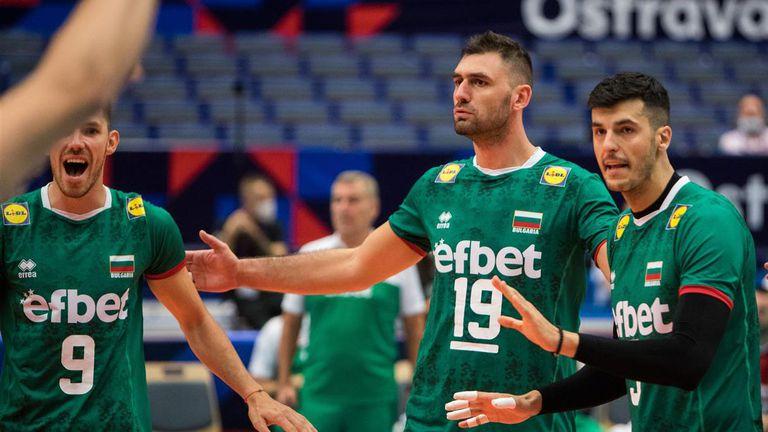 България остана на 11-о място на Евроволей 2021