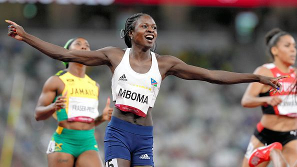 Мечтан диамантен дебют и победа за Мбома на 200 метра в Брюксел