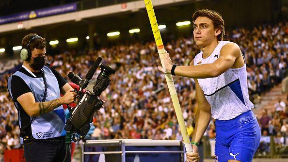 Дуплантис беше много близо до нов световен рекорд, нова победа с опит над 6 метра