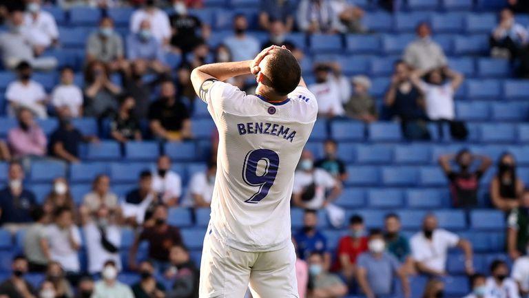 Реал Мадрид се изгуби отново и допусна втора поредна загуба