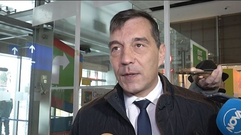 Петричев: Зареден съм с оптимизъм, нормално е хора да си правят реклама на гърба на Лудогорец