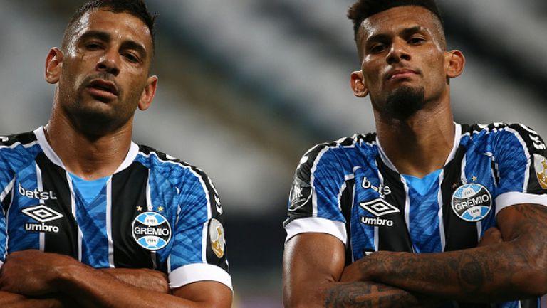 Гремио - Клуб Гуарани  2:0