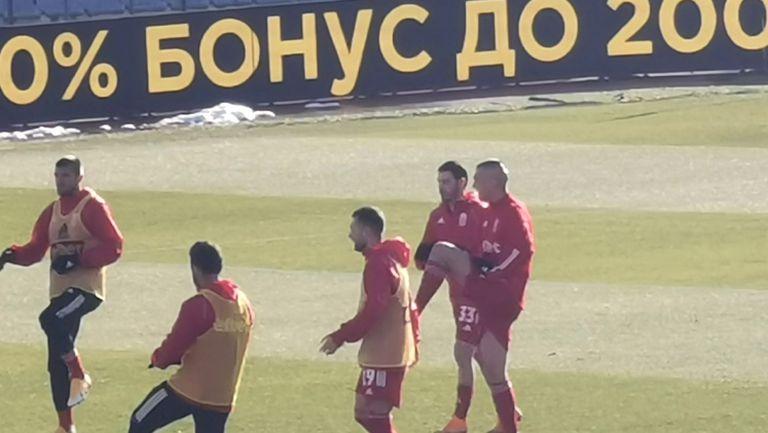 Камбуров води нападението на ЦСКА 1948 срещу Берое