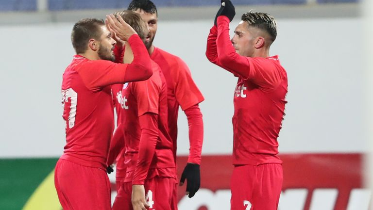 Иван Коконов шокира Левски секунди след изравняването