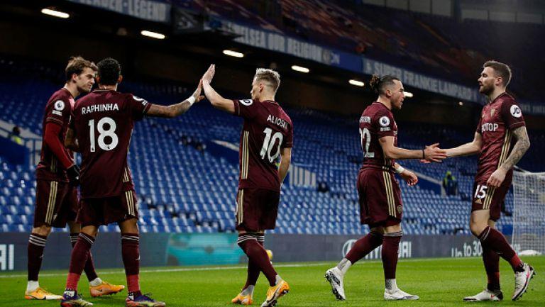 Челси се настани на върха след 3:1 срещу Лийдс