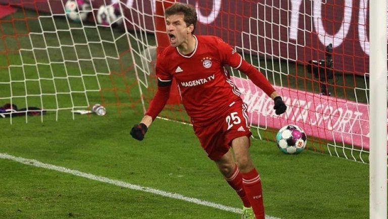 Байерн удържа върха след голов трилър с РБ Лайпциг