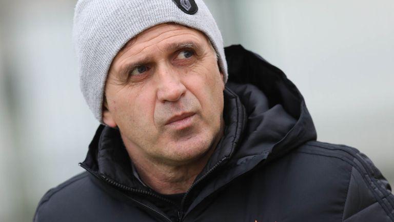 Бруно Акрапович: Шапки долу, доволен съм от почти всички