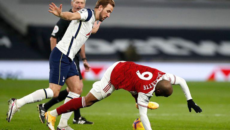 Тотнъм не се затрудни с Арсенал и спечели с 2:0