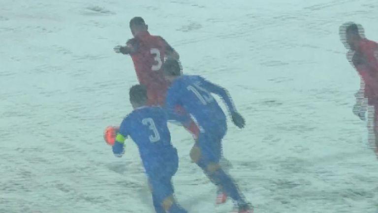 Кавдански вкара четвърти гол във вратата на Монтана