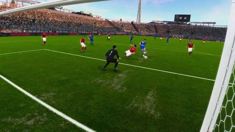 Левски победи ЦДНА със 7:1 в WINBET e-футбол лига
