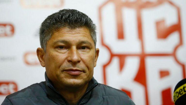 Красимир Балъков: Ако победим Арда, заявяваме сериозна претенция към челото