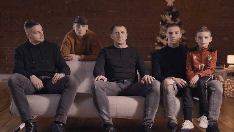 ЦСКА-София с благотворителна кампания за Коледа