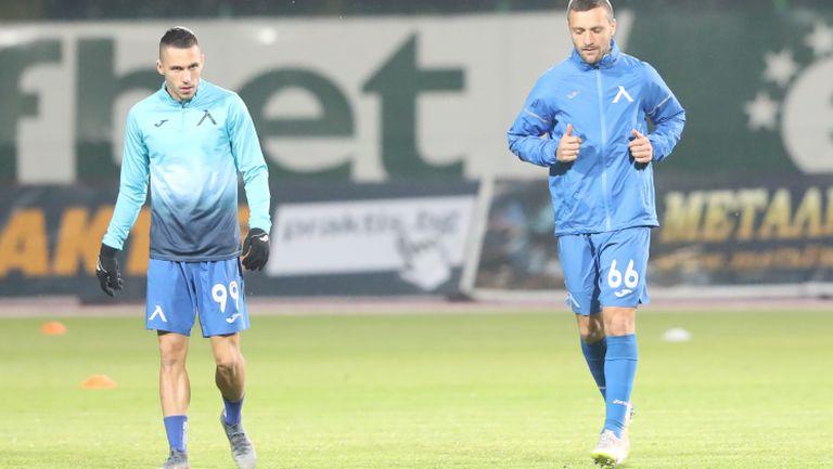 Левски ще търси изход от кризата и задължителна победа срещу Берое