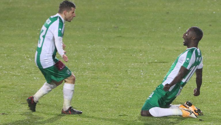 Фал с втори гол за Берое срещу Левски