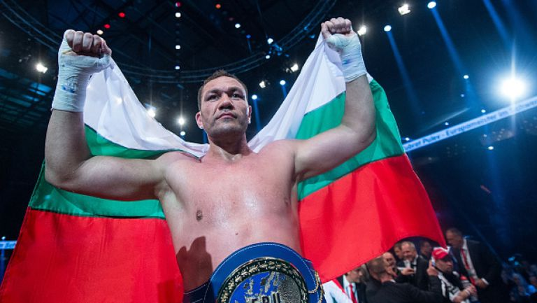 Кубрат Пулев: Победата ми над Джошуа няма да е само за мен, а и за българския бокс и родните фенове