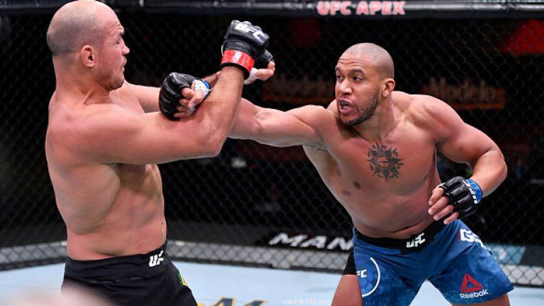 Гане победи Дос Сантос към изхода в UFC с нокаут във втория рунд