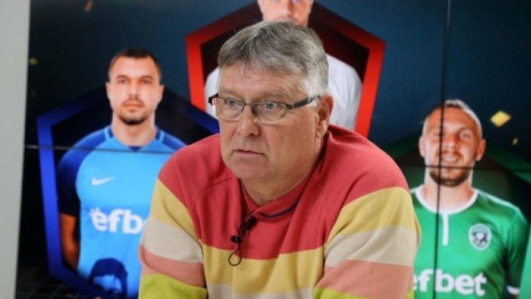 Пламен Николов: От една година няма промяна в Левски