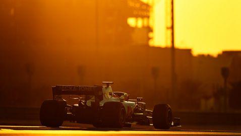 Мик Шумахер бе най-бавен в теста за млади пилоти