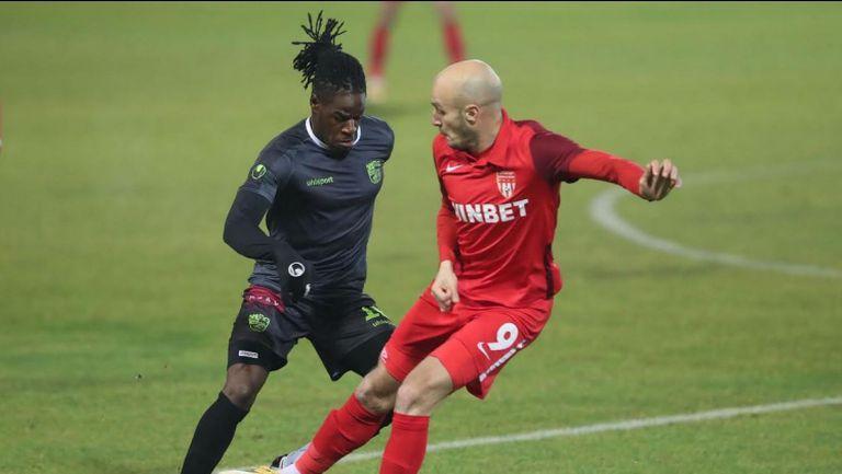 Берое стигна до ценна победа с 2:0 като гост на Царско село