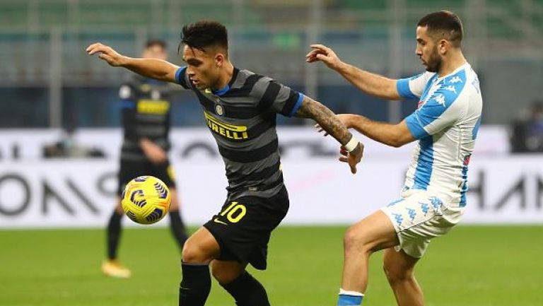 Гол от дузпа на Лукаку донесе победата на Интер над Наполи